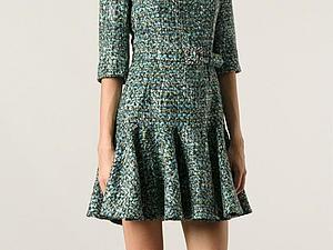 Шьем платье , как у Dolce&gabbana   Ярмарка Мастеров - ручная работа, handmade