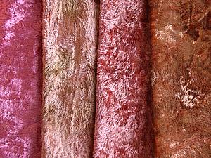 Окрашивание плюша (из розового в коричнево-золотистый) | Ярмарка Мастеров - ручная работа, handmade