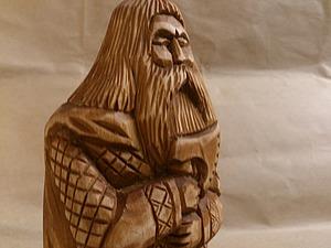 Изготовление чура Перуна из дерева. Ярмарка Мастеров - ручная работа, handmade.