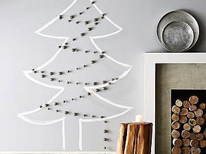 Елки-палки...или где взять елку и как ее украсить! | Ярмарка Мастеров - ручная работа, handmade