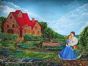 рекрасные пейзажи на аукционе! | Ярмарка Мастеров - ручная работа, handmade