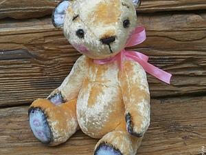Аукцион с Нуля!!!! Тедди-мишка Ищет Дом!!!! | Ярмарка Мастеров - ручная работа, handmade