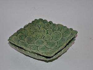Просто и красиво. Делаем салатники из глины | Ярмарка Мастеров - ручная работа, handmade