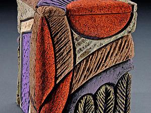 Удивительная резьба по глине Deb LeAir   Ярмарка Мастеров - ручная работа, handmade