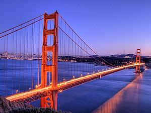«Золотые ворота» и еще 8 потрясающих мостов для пеших прогулок. | Ярмарка Мастеров - ручная работа, handmade