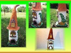 Сказочный чайный домик | Ярмарка Мастеров - ручная работа, handmade