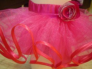 Пышная юбка | Ярмарка Мастеров - ручная работа, handmade