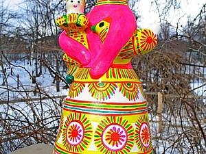Филимоновская игрушка | Ярмарка Мастеров - ручная работа, handmade