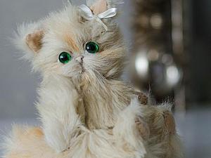 персидский котик | Ярмарка Мастеров - ручная работа, handmade