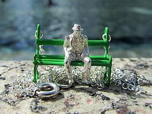 Ювелирная миниатюра «Yael & Tal» | Ярмарка Мастеров - ручная работа, handmade
