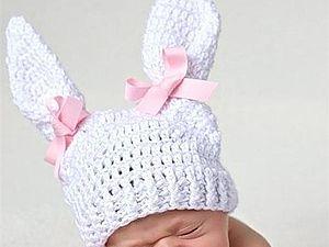 Идеи детских шапочек | Ярмарка Мастеров - ручная работа, handmade