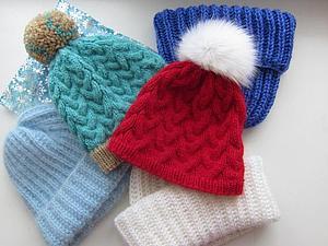 шапочки | Ярмарка Мастеров - ручная работа, handmade