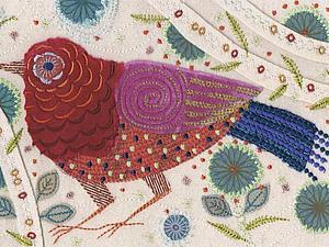 Райские птички Нэнси Николсон | Ярмарка Мастеров - ручная работа, handmade