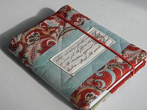 Обложка для записной книжки( паспорта, блокнота, книги) | Ярмарка Мастеров - ручная работа, handmade