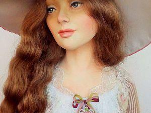 Лепим куклу!Мечты сбываются! | Ярмарка Мастеров - ручная работа, handmade