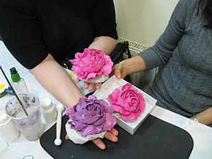 Слепите и подарите цветок со смыслом!   Ярмарка Мастеров - ручная работа, handmade