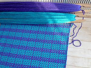 Виды ручного ткачества. Ярмарка Мастеров - ручная работа, handmade.