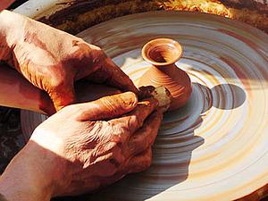 Метаморфозы и игра цвета в керамике А.Золотов | Ярмарка Мастеров - ручная работа, handmade