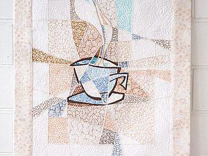 Создаем текстильную рамку для панно. Ярмарка Мастеров - ручная работа, handmade.
