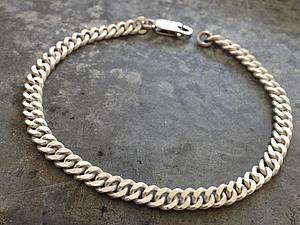 Мастер-класс: ручное изготовление «панцирной» цепи. Ярмарка Мастеров - ручная работа, handmade.