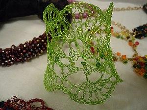 Вязание из проволоки | Ярмарка Мастеров - ручная работа, handmade