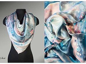 Самые легкие способы завязать платок | Ярмарка Мастеров - ручная работа, handmade
