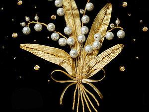 С праздником, милые женщины | Ярмарка Мастеров - ручная работа, handmade