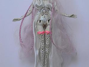 Создание шарнирной куклы из самозастывающего пластика LaDoll | Ярмарка Мастеров - ручная работа, handmade