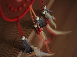 Мастер-класс по плетению Ловца снов. Ярмарка Мастеров - ручная работа, handmade.