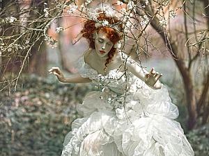 Лесные нимфы уельских лесов от фотографа Agnieszka Lorek | Ярмарка Мастеров - ручная работа, handmade