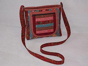 История одной маленькой сумочки | Ярмарка Мастеров - ручная работа, handmade