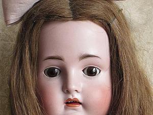 ПРОДАНА.Редкая  антикварная кукла фабрики Koenig & Wernicke. | Ярмарка Мастеров - ручная работа, handmade