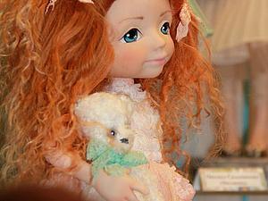 Мой фотоотчет VIII Международного салона кукол и Тедди «Модна Лялька» | Ярмарка Мастеров - ручная работа, handmade