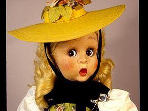 Необыкновенные итальянские куклы LENCI. Ярмарка Мастеров - ручная работа, handmade.