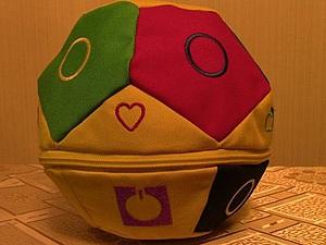 Одежда для мяча, или Шьем новый кафтан для Колобка. Ярмарка Мастеров - ручная работа, handmade.