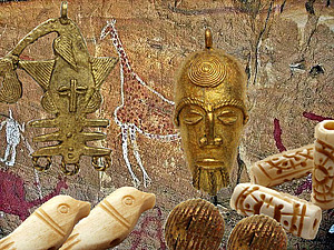 Ограниченное поступление уникальных Африканских изделий для нестандартных украшений и аксессуаров | Ярмарка Мастеров - ручная работа, handmade
