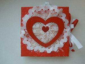 Товары ко дню святого Валентина | Ярмарка Мастеров - ручная работа, handmade
