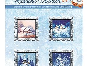 Украшения для зимних проектов | Ярмарка Мастеров - ручная работа, handmade