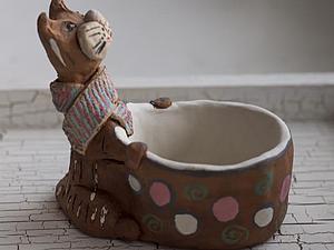 Кот с острова Принцев   Ярмарка Мастеров - ручная работа, handmade