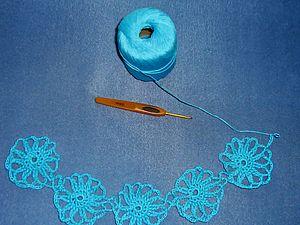 Безотрывное вязание для совершенных чайников, handmade
