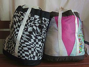 Реинкарнация зонтика в сумку-баул | Ярмарка Мастеров - ручная работа, handmade
