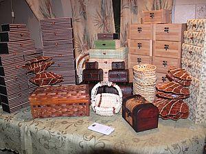 Упаковка - шкатулки из бамбука | Ярмарка Мастеров - ручная работа, handmade
