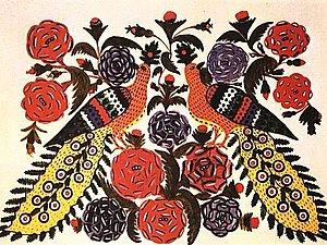 Самобытная украинская художница  Мария Примаченко. Ярмарка Мастеров - ручная работа, handmade.