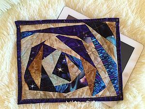 Космический чехол для железного друга своими руками. Ярмарка Мастеров - ручная работа, handmade.