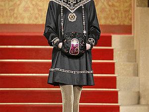 Стереотипы русского стиля. Chanel Париж-Москва 2009 | Ярмарка Мастеров - ручная работа, handmade