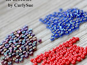 Новое поступление бисера: цвета и нумерация.   Ярмарка Мастеров - ручная работа, handmade