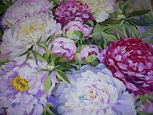 Живопись масляными красками: рисуем картину