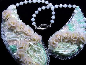 Создаем ожерелье
