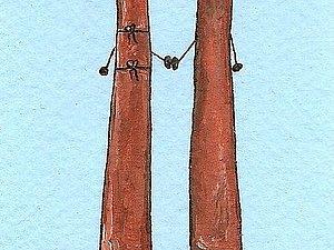 Таксы в рисунках   Ярмарка Мастеров - ручная работа, handmade