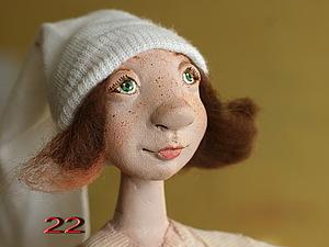 Кукла, как я её делаю. Часть 1. | Ярмарка Мастеров - ручная работа, handmade